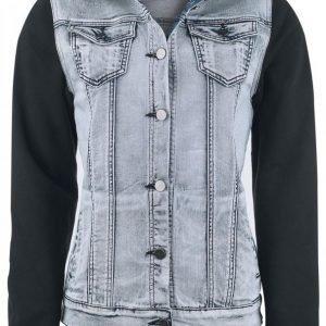 Black Premium By Emp Denim Jacket Naisten Välikausitakki
