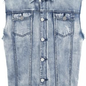 Black Premium By Emp Denim Vest Liivi