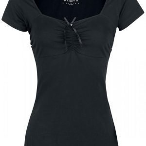 Black Premium By Emp Grinding Roundneck Naisten T-paita