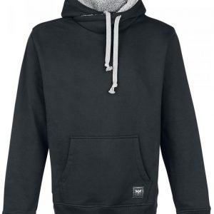 Black Premium By Emp High Collar Fleece Huppari