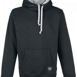 Black Premium By Emp High Collar Fleece Huppari