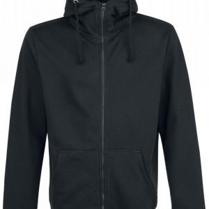 Black Premium By Emp High Neck Ziphoody Vetoketjuhuppari