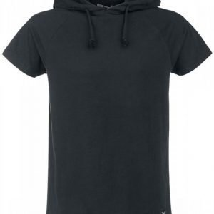 Black Premium By Emp Hooded Shirt T-paita