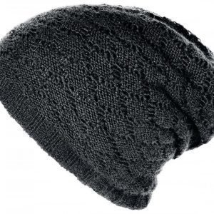 Black Premium By Emp Knitted Beanie Pipo