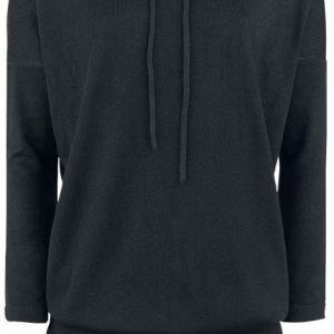 Black Premium By Emp Knitted High Neck Dress Mekko