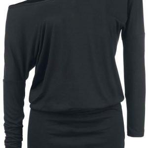 Black Premium By Emp Ladies Tee Dress Mekko