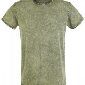 Black Premium By Emp Lava Dye Shirt T-paita