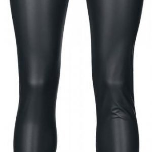 Black Premium By Emp Leatherlook Leggins Legginsit