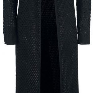 Black Premium By Emp Long Cardigan Naisten Neuletakki