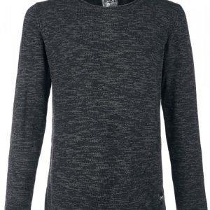 Black Premium By Emp Melange Sweatshirt Svetari