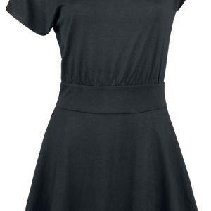 Black Premium By Emp Net Lace Dress Mekko
