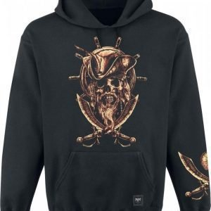 Black Premium By Emp Pirate Hoodie Huppari