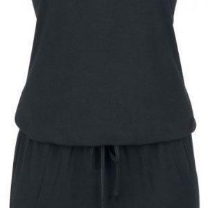 Black Premium By Emp Racerback Layer Dress Mekko