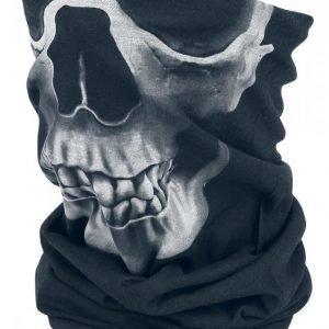 Black Premium By Emp Reversible Skull Buff Huivi