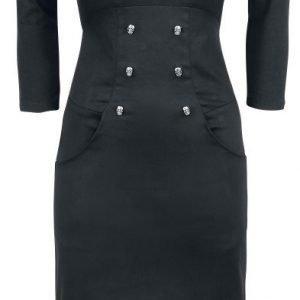 Black Premium By Emp Rockabilly Dress Mekko