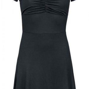 Black Premium By Emp Skull Lace Dress Mekko