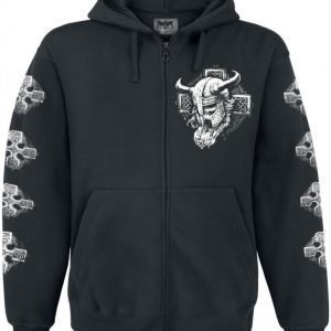Black Premium By Emp Viking Vetoketjuhuppari
