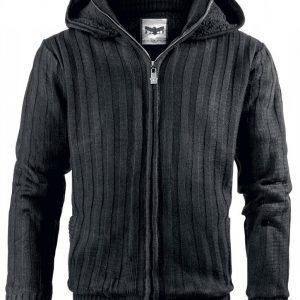 Black Premium By Emp Winter Zip Hoodie Välikausitakki