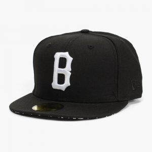 Black Scale B Logo Weaponry New Era
