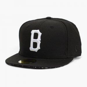 Black Scale B Logo Weaponry New Era