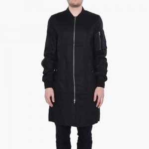 Black Scale MA-1 Extended