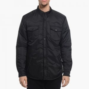 Black Scale Ogwa Button Down Shirt