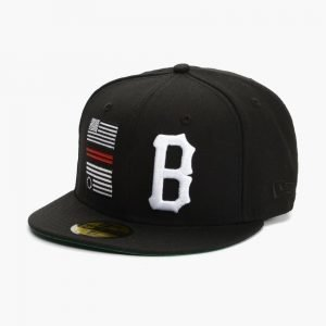 Black Scale Rebellious Fitted New Era