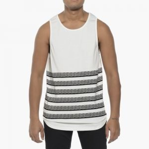 Black Scale Shemagh Tank