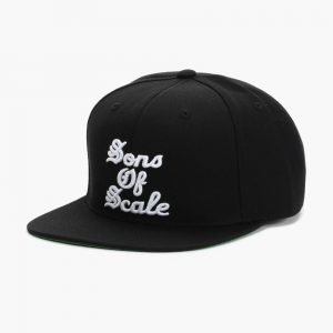 Black Scale Sons Of Scale Snapback