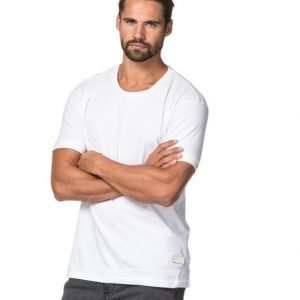 Blench Folded Tee White
