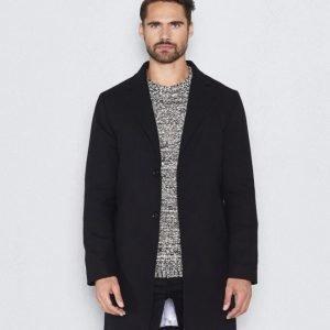 Blench Marble Coat black