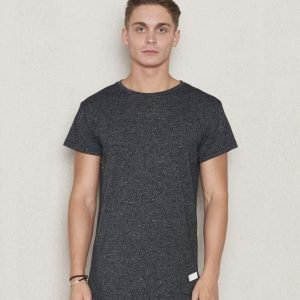 Blench Melange Tee Dark Grey