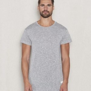 Blench Melange Tee Light Grey