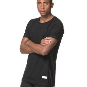Blench Mesh Tee Black