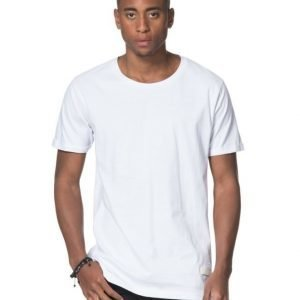 Blench Mesh Tee White