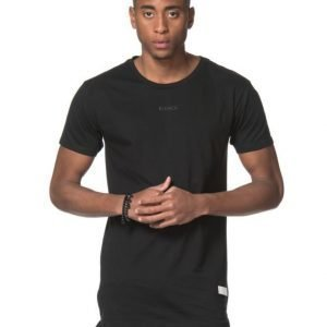 Blench Pintucks Tee Black