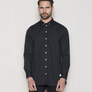 Blench Shirt Black