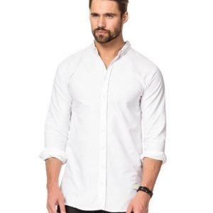 Blench Shirt White