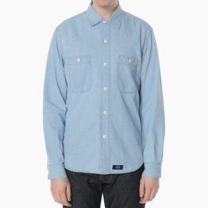 Bleu De Paname Chemise 2 Pocket