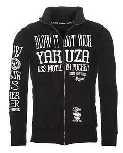 Blow It Out Zipper Black