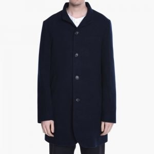 Blue Blue Japan Hairly Fleece Coat
