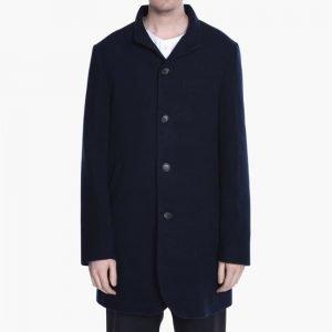 Blue Blue Japan Hairly Fleece Coat