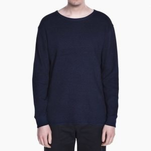 Blue Blue Japan Thermal Long Sleeve Tee