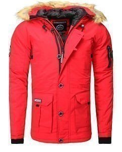 Boeing Parka Red