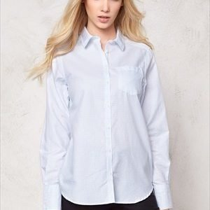Boomerang Rosenlund Oxford Shirt White