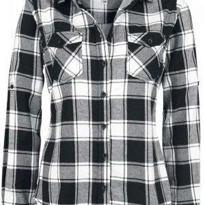 Brandit Amy Flannel Checkshirt Naisten Flanellipaita