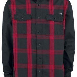Brandit Checkshirt Abrams Flanellipaita