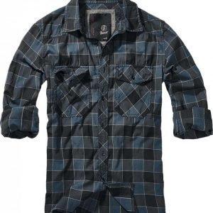 Brandit Checkshirt Kauluspaita