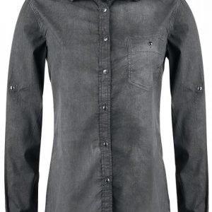 Brandit Heavy Washed Vintage Shirt Naisten Pusero