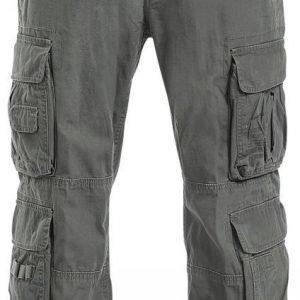 Brandit Pure Vintage Trousers Reisitaskuhousut